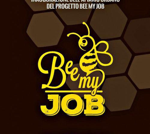Inaugurazione dell'apiario urbano di Bee My Job