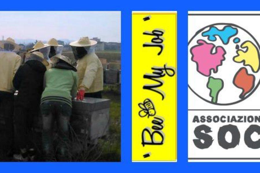 Festa di consegna dei certificati della prima edizione del corso di formazione apistica Bee My Job