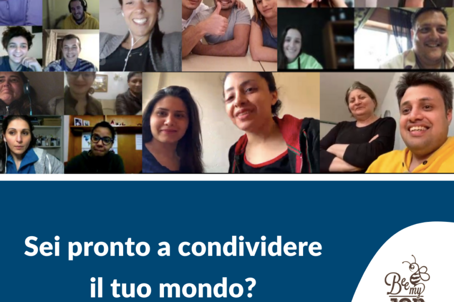 Bee My Job e SPEAK insieme per aiutare i migranti a imparare l'italiano online