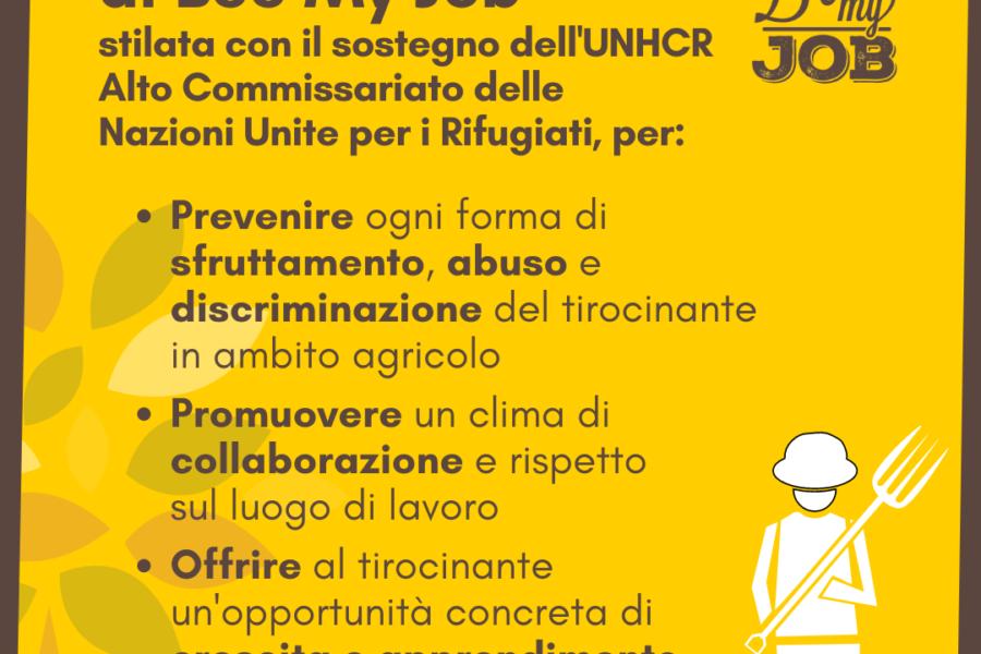 La Carta Etica di Bee My Job: contro lo sfruttamento e per una società più giusta