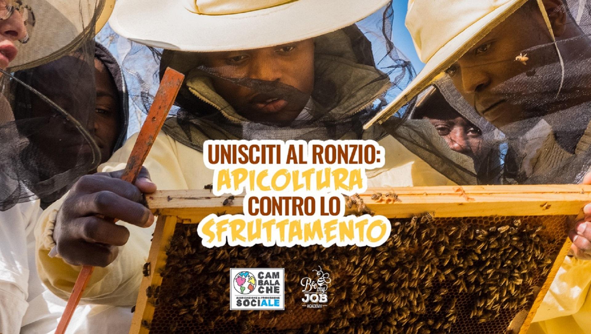 Unisciti al ronzio! Una raccolta fondi per sostenere i tirocini della Bee My Job Academy 2021